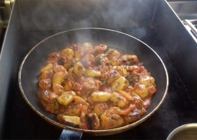 Gnocchi maison - La Forge Gourmande à Beaulieu, restaurant, pizzeria, traiteur, service traiteur, traiteur pour particulier, traiteur pour professionnel, événement, animation