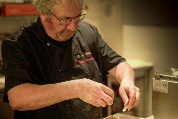 Philippe Clavel - La Forge Gourmande à Beaulieu, restaurant, pizzeria, traiteur, service traiteur, traiteur pour particulier, traiteur pour professionnel, événement, animation