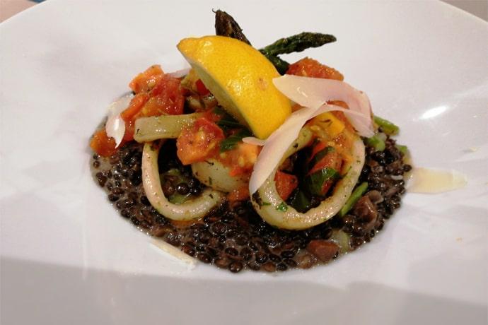 Plat semi-gastronomique - La Forge Gourmande à Beaulieu, restaurant, pizzeria, traiteur, service traiteur, traiteur pour particulier, traiteur pour professionnel, événement, animation