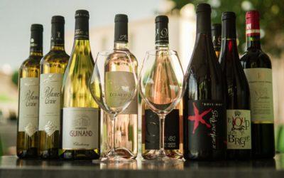 Carte vins et boissons